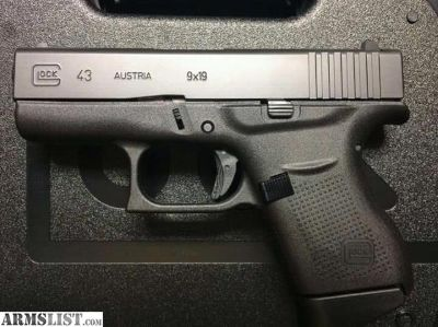 For Sale: Glock43