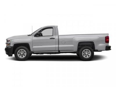 2018 Chevrolet Silverado 1500 Work Truck (Silver Ice Metallic)