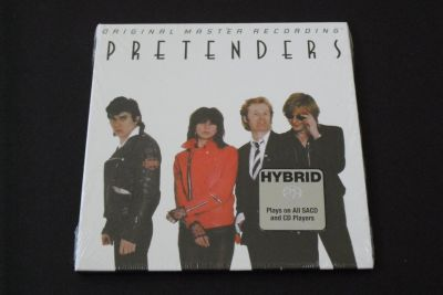 Pretenders - Pretenders (Super Audio CD/Original Master Recording) *NEW*