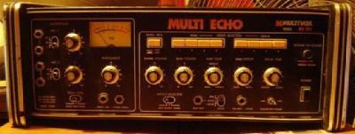 $899 Multivox Mx-201 Muti Echo Unit