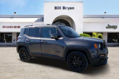 2018 Jeep Renegade Latitude (Crystal Metallic)