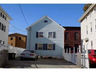 4 Bed 2 Bath Foreclosure Property in Fall River, MA 02721 - 4th St