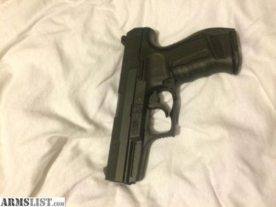 For Sale/Trade: Walther p99 9mm