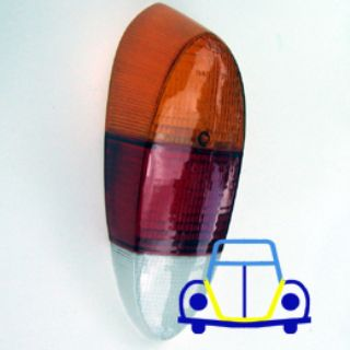 Ghia Tail Lamp Lens EURO7071