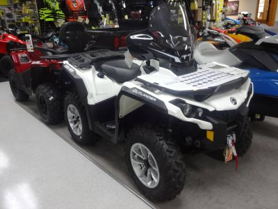 2018 Can-Am Outlander North Edition 650 Utility ATVs Zulu, IN