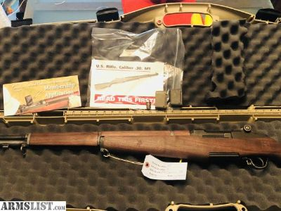 For Sale: Springfield M1 Garand 30-06. Korean war serial.