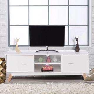 *New* Modern TV Stand 2 Doors