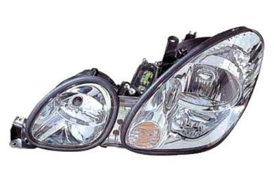 Buy Replace LX2502120 - 2001 Lexus GS Front LH Headlight Assembly Non-HID motorcycle in Tampa, Florida, US, for US $274.11