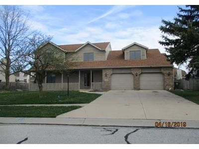 4 Bed 2.1 Bath Foreclosure Property in Fort Wayne, IN 46804 - Blue Mound Dr