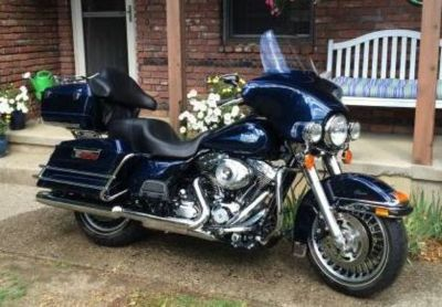 2013 Harley-Davidson Flhtc-Electra -Glide-Classic