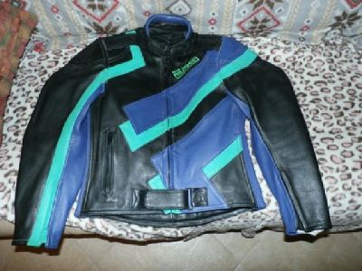 $75 OBO Fieldsheer Leather Womans Jacket Size 8 Like New Condition! No Defects