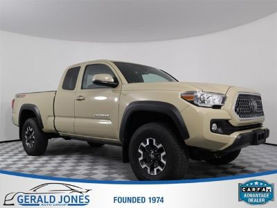 2018 Toyota Tacoma TRD Offroad (quicksand)
