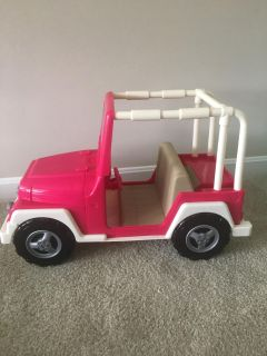 Our Generation Jeep