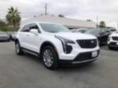used 2019 Cadillac XT4 for sale.