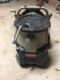 Ryobi 5Gallon Paint Sprayer. $30. Priced to sell quick. Pick up behind YMCA