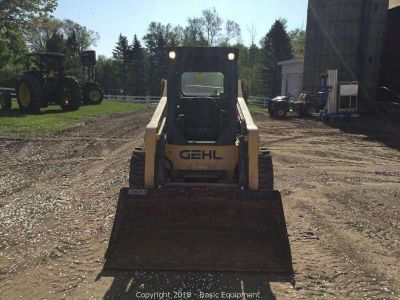 2015 Gehl R220 Skid Steer ON OUR ONLINE AUCTION MAY16TH ENDS MAY23RD