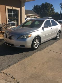 2009 Toyota Camry LE V6 (Silver Or Aluminum)