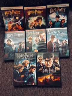 Harry Potter Collection DVDs