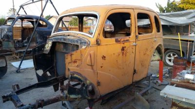 1948 FORD ANGLIA GASSER BODY