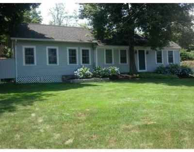 165 Elm St. Marshfield Three BR, Quaint antique