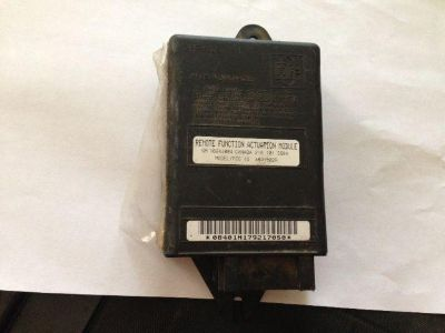 Find GM REMOTE FUNCTION ACTUATION CONTROL MODULE 16244084 1997 MATCH # motorcycle in Lyles, Tennessee, US, for US $46.20