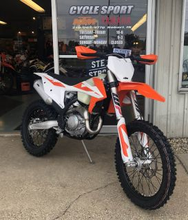 2019 KTM 450 XC-F Motorcycle Off Road Hobart, IN