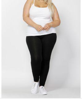 Forever21 black leggings sz 3xl