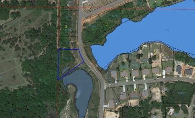 Approx. One Acre Waterfront Lot With a Pond