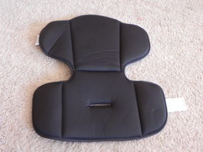 Never used, removable carseat padding BABY TREND