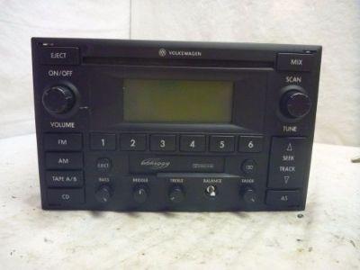 Purchase 98 99 00 01-05 VW Golf Jetta Passat Monsoon Radio Cd Cassette 3B7035180G SR1516 motorcycle in Williamson, Georgia, United States, for US $130.00