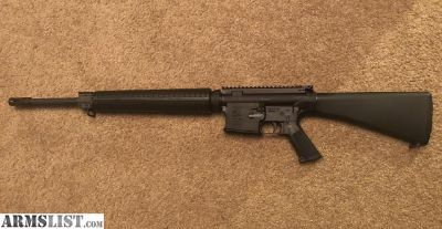 For Sale: Armalite 20 AR-10 with Case