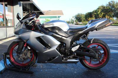 2007 Kawasaki Ninja ZX -6R SuperSport Motorcycles Lake Park, FL