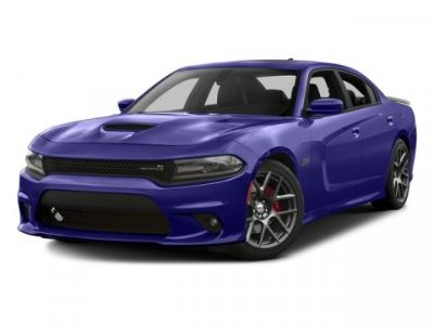 2016 Dodge Charger SRT8 Super Bee (Pitch Black Clearcoat)