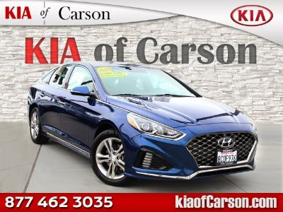 2018 Hyundai Sonata (Lakeside Blue)