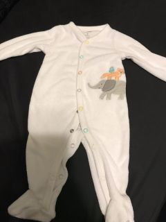 New Carters 3 mon Footed Sleeper