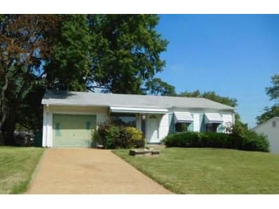 3 Bed 1 Bath Foreclosure Property in Saint Louis, MO 63138 - Criterion Ave
