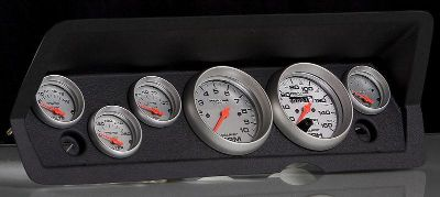 Purchase 71-76 Duster \ Dart Blk Dash w/ Ultra Lite Gauges motorcycle in Lake Elsinore, California, US, for US $600.00