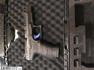 For Sale: Walther Q5 match