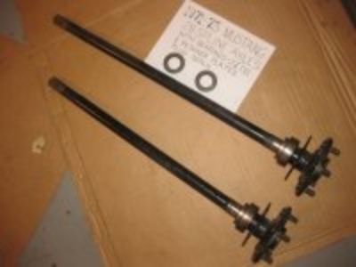 1971-73 Ford Mustang Axles 28 Spline with seals