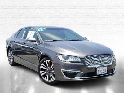 Used 2017 Lincoln MKZ FWD