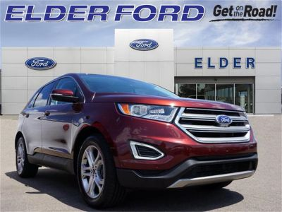 2016 Ford Edge (Bronze Fire Metallic Tinted Clearcoat)