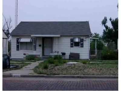 2 Bed 1 Bath Foreclosure Property in Dodge City, KS 67801 - 6th Ave