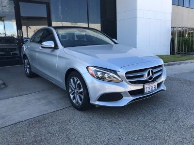 2016 Mercedes-Benz C-Class C300 Luxury
