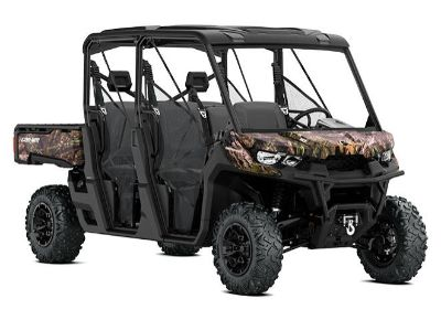 2018 Can-Am Defender MAX XT HD8 Side x Side Utility Vehicles Honeyville, UT