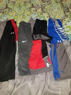 4t under armour and Nike clothes