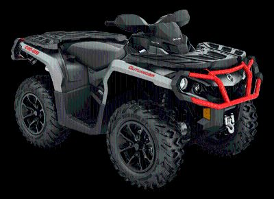 2018 Can-Am Outlander XT 850 Utility ATVs Grantville, PA