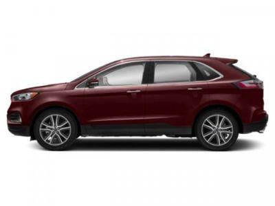 2019 Ford Edge Titanium (Burgundy Velvet Metallic Tinted Clearcoa)