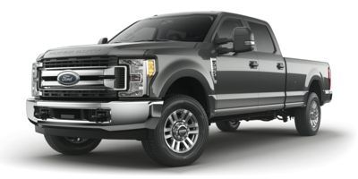 2019 Ford Super Duty F-250 XL 4WD Crew Cab 8' Box (Agate Black Metallic)