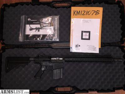 For Sale: KAC SR25 ACC 308