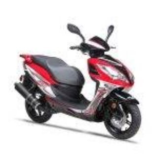 2018 Wolf Brand Scooters EX150 250 - 500cc Scooters Mukwonago, WI